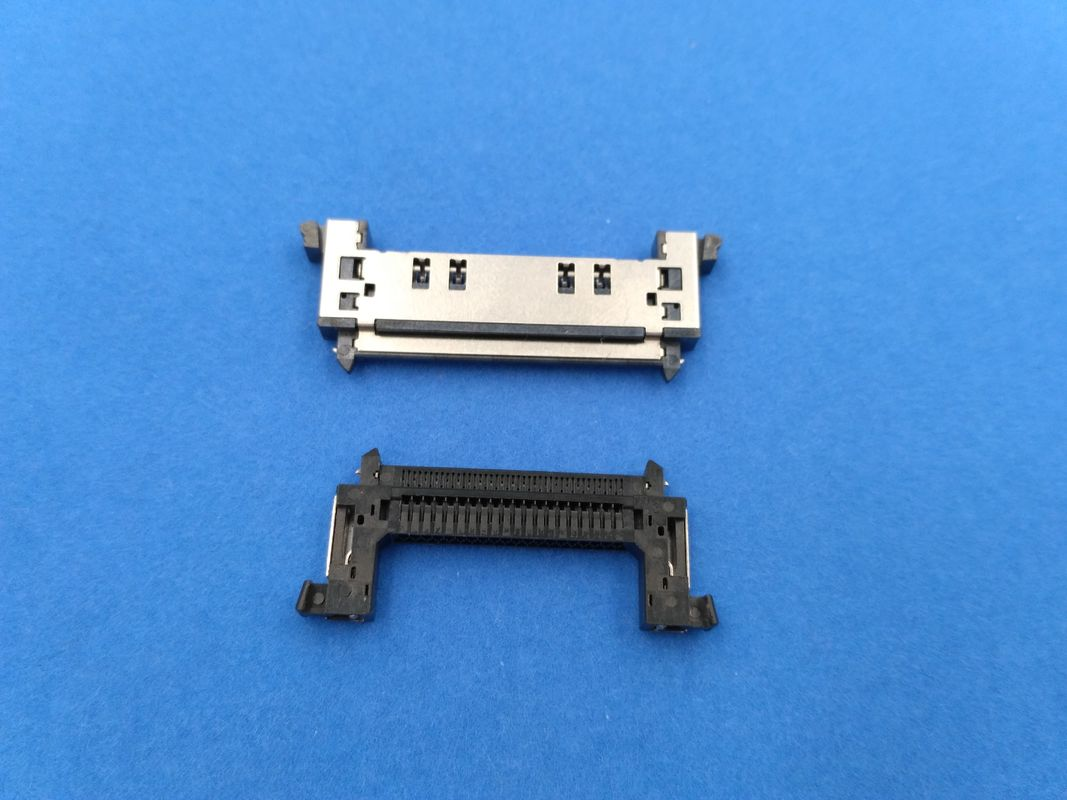 0.5mm pitch FPC connector, FFC connectors LVDS connector for 0.20mm thickness FFC cables