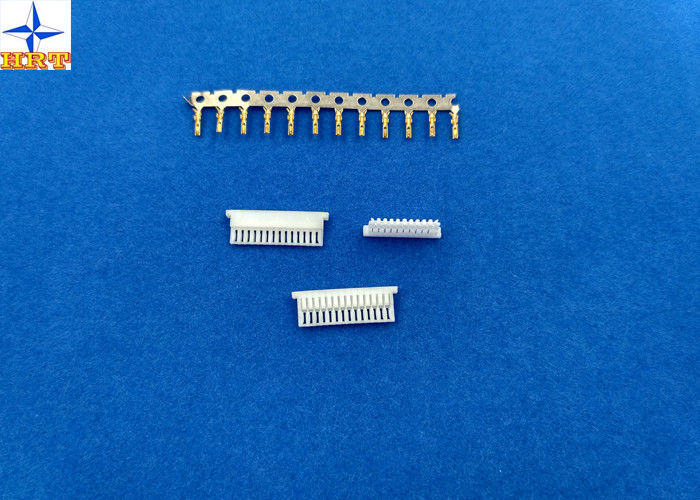 Light Weight 1 Mm Pitch Connector , DC Current Rating Connector Wire To Board