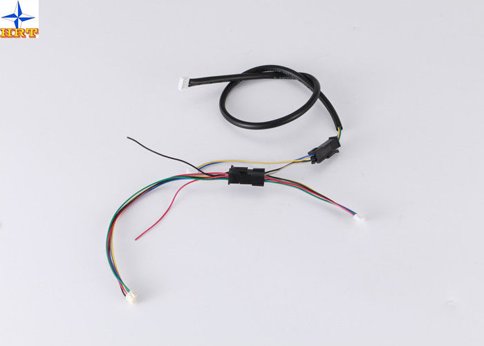 OEM Wire To Wire Connectors For Automotive Wiring Harness 400mm Length
